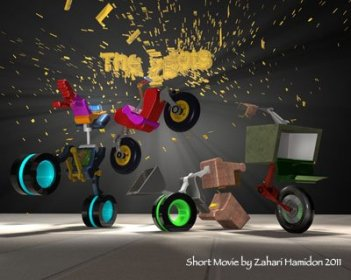 The Bots created by Zahari Hamidon 2011