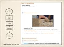 Figure 3: Linear Procedural Task Analysis flowchart