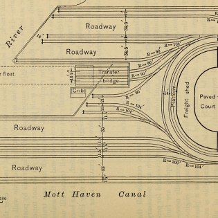 Railroad construction : theory and practice : a textbook for the use of students in colleges and technical schools. Webb, Walter Loring, 1863-1941 [No restrictions].